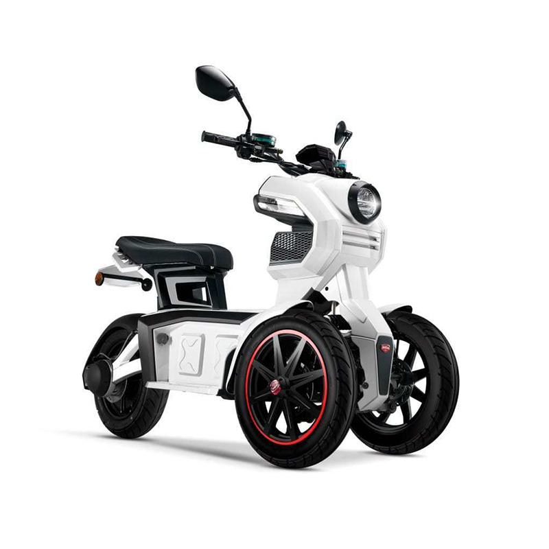 Electric scooter iTank