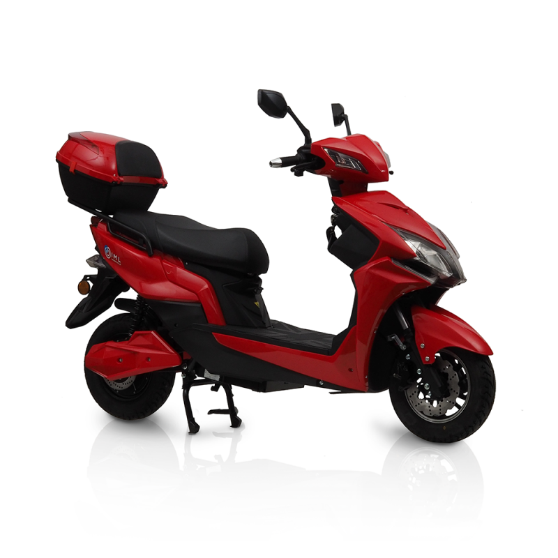 Electric scooter MV Racer red
