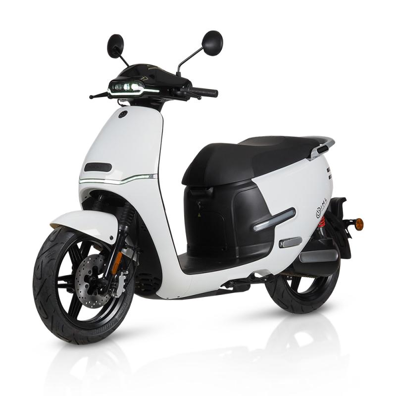 electric Motorcycles ek3 horwin white