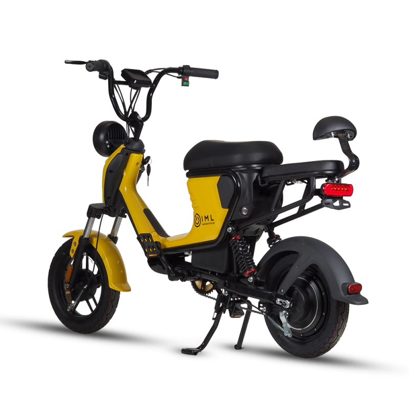 Electric Scooter Lala yellow