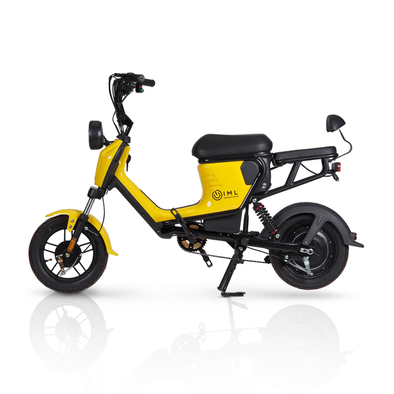electric scooters lala yellow 800W iamelectric