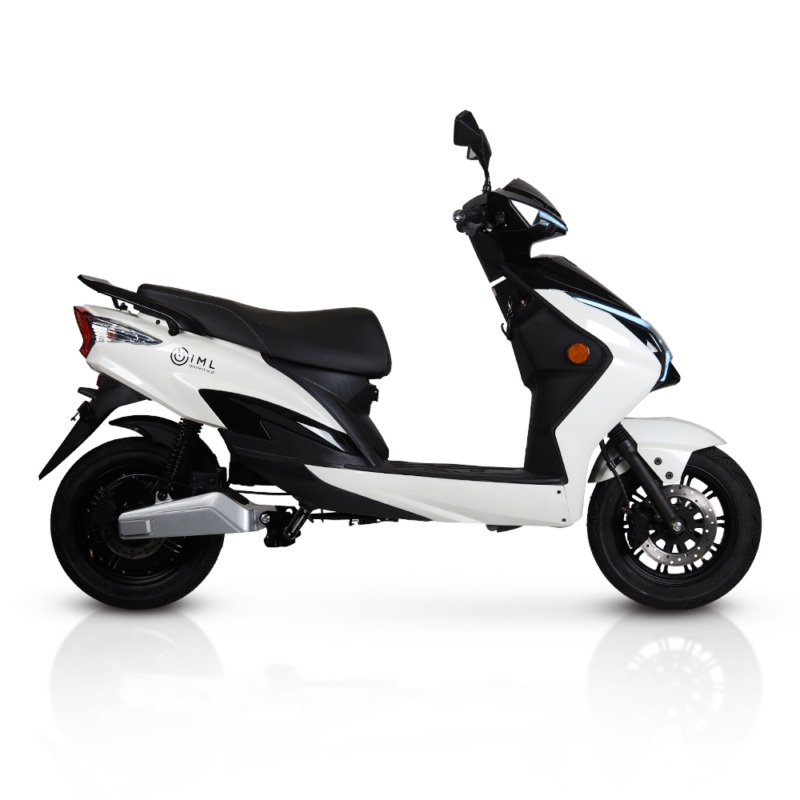 e-scooter x1 iamelectric white