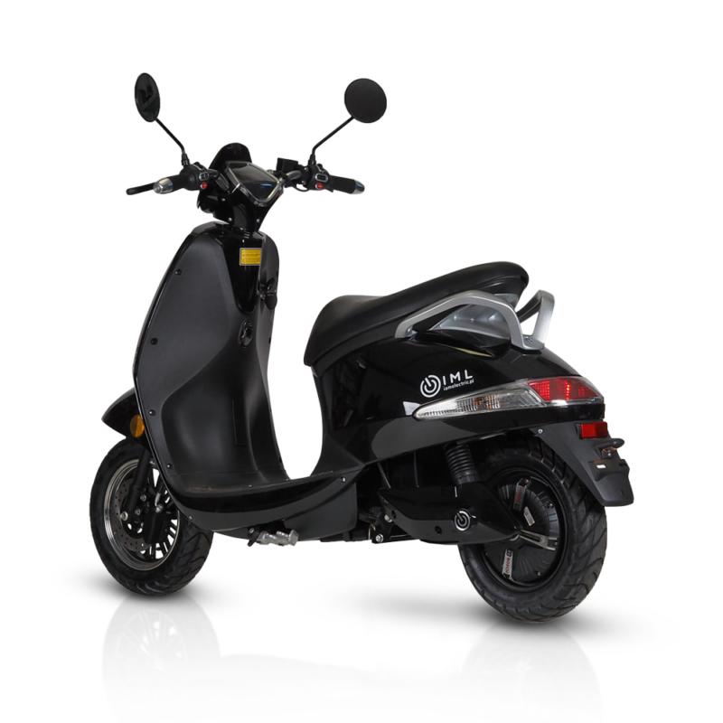 electric scooter grace sunra black 50cc