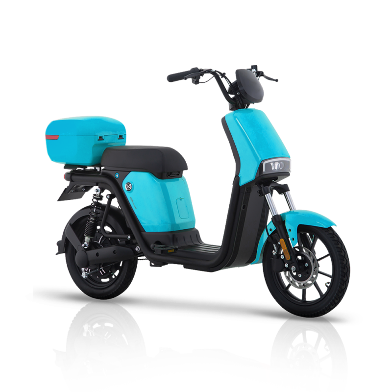 Electric scooter Rainbow Sunra iamelectric blue